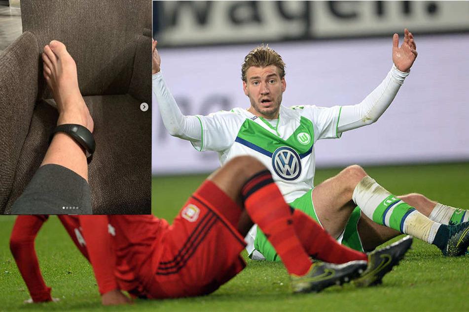 Ex-Bundesliga-Star muss jetzt Fußfessel tragen