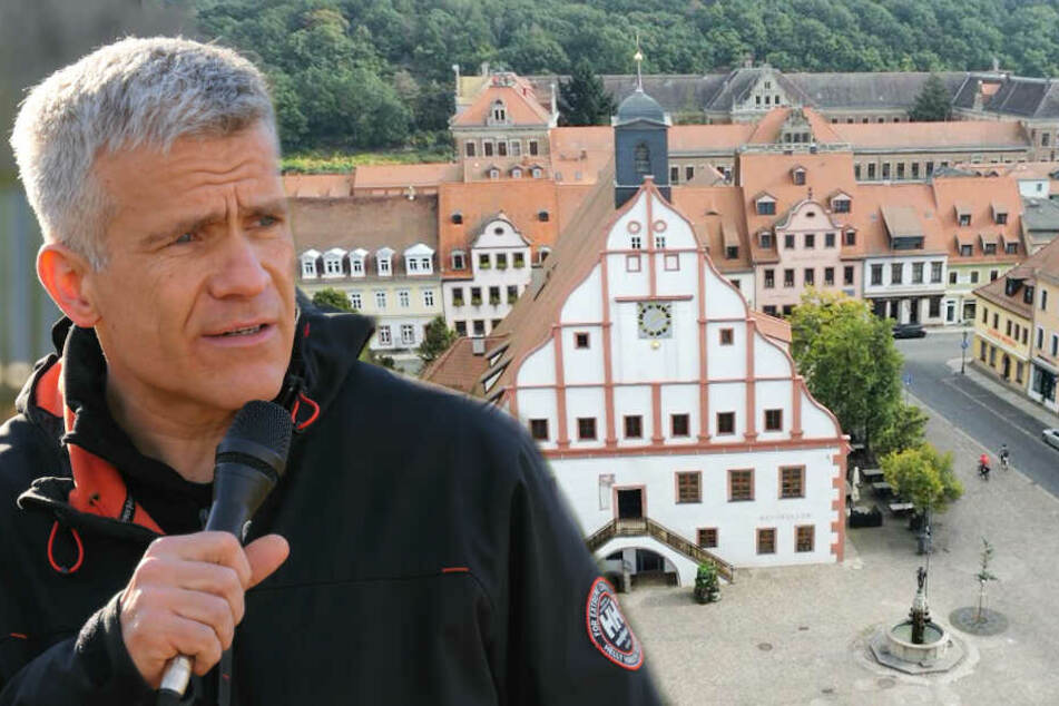 In einem offenen Brief wendet sich das Aktionsnetzwerk an Grimmas Oberbürgermeister Matthias Berger (51, parteilos).
