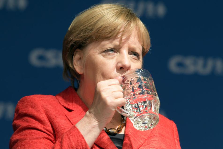Merkel: CDU und CSU brauchen sich gegenseitig
