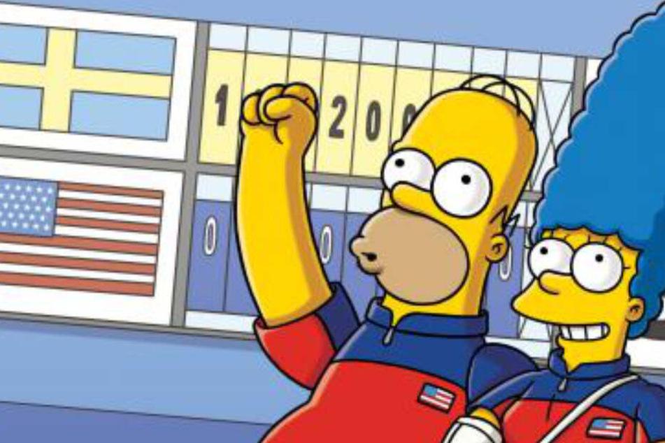 Der Simpsons-Marathon auf Pro7: Hier sind alle Folgen!