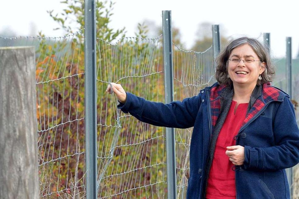 Umweltbürgermeisterin Eva Jähnigen (53, Grüne).