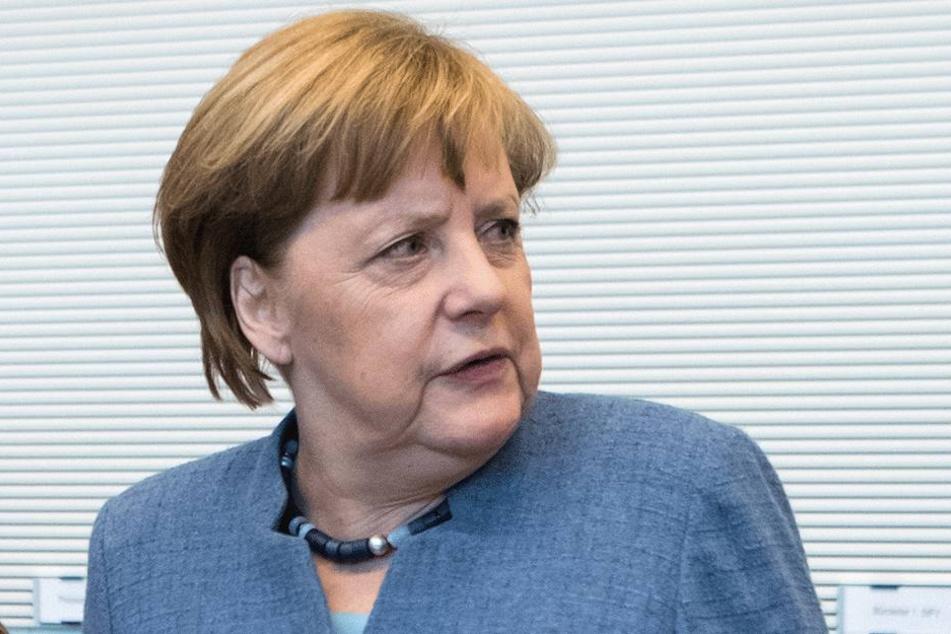 Kanzlerin Merkel (63, CDU) hat bisher nur vage Versprechen.