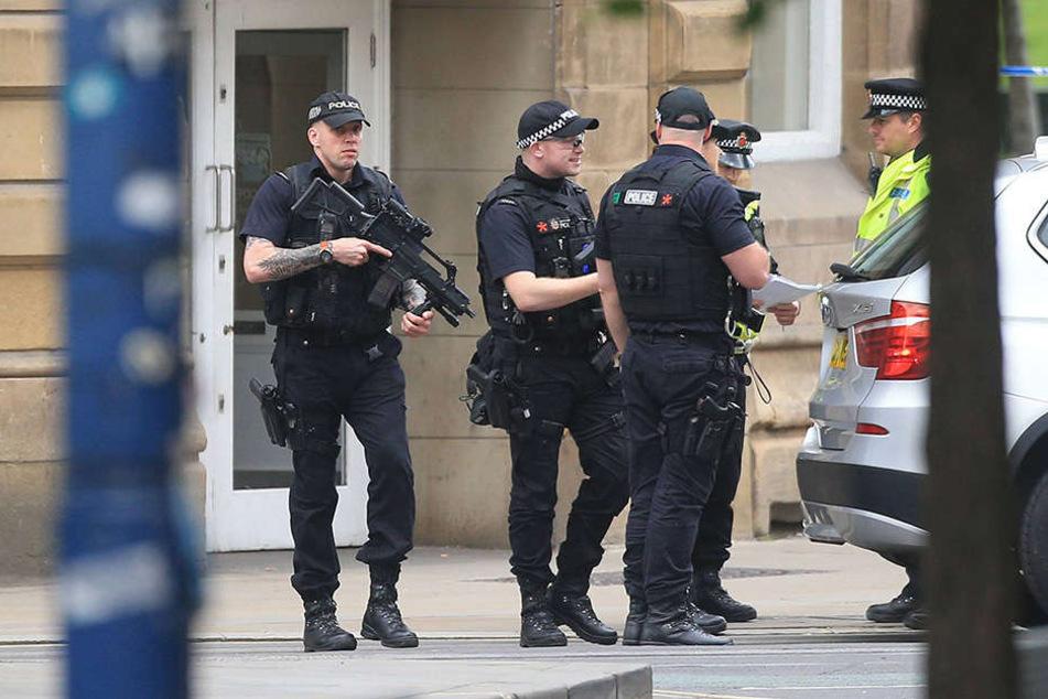 Die Polizei hat einen 23-Jährigen festgenommen.