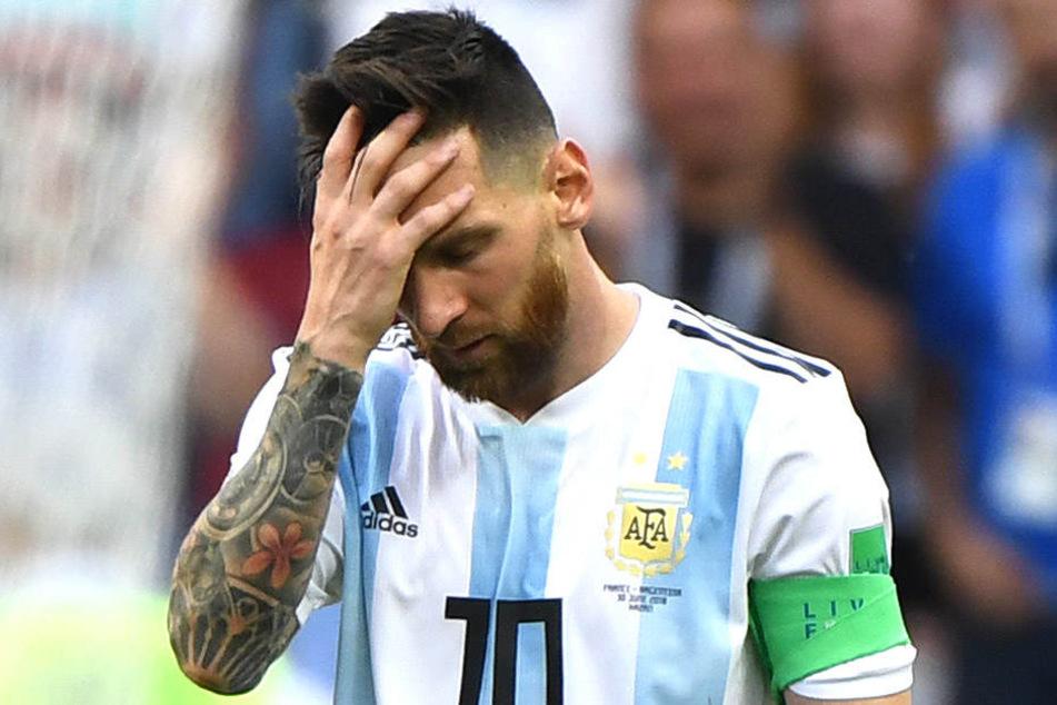 Die WM-Leistungen von Lionel Messi wurden zum Streitgegenstand und Trennungsgrund einer russischen Ehe.