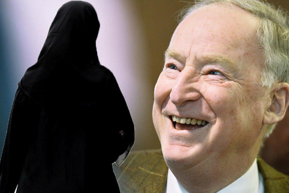 AfD-Vize Gauland fordert Einreiseverbot für Muslime nach Deutschland