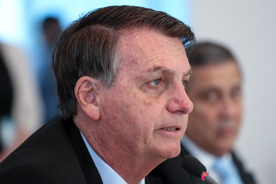 Brasiliens Präsident Jair Bolsonaro. (Archivbild)