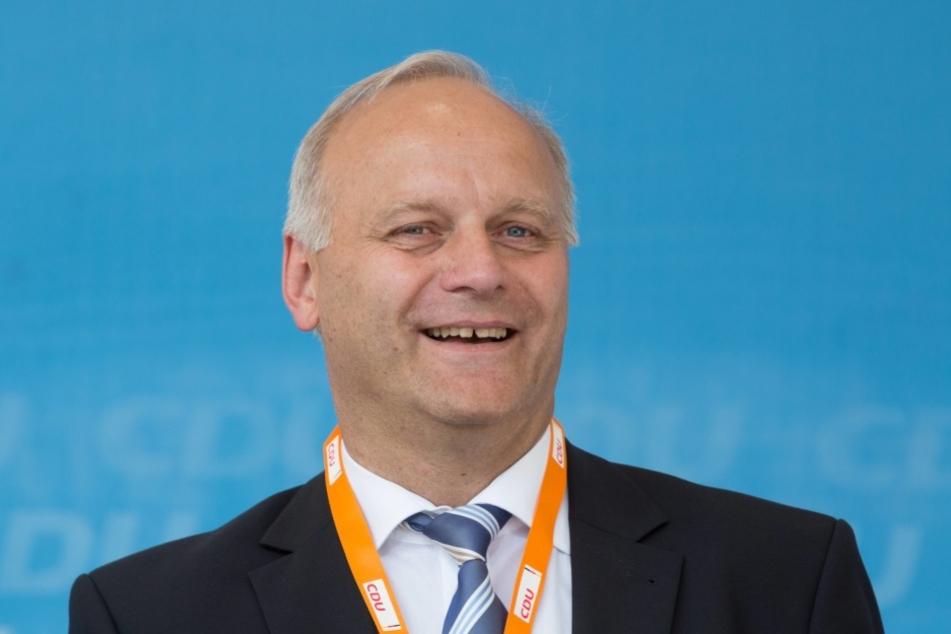 Johannes Röring ist Präsident des Westfälisch-Lippischen Landwirschaftsverbandes und wurde jetzt wegen Tierquälerei angezeigt.