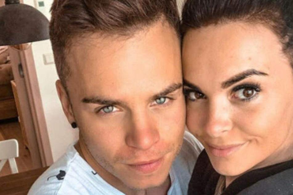 Denise und ihr Partner Henning Merten würden gerne beim Sommerhaus der Stars mitmachen.