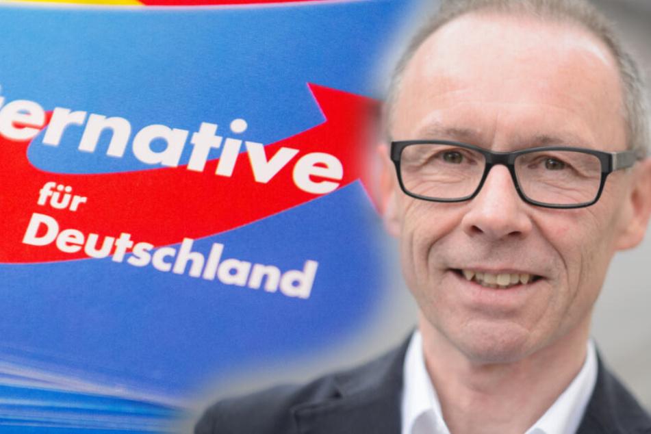 Einziger AfD-Bürgermeister Deutschlands: Harry Ebert tritt zurück!