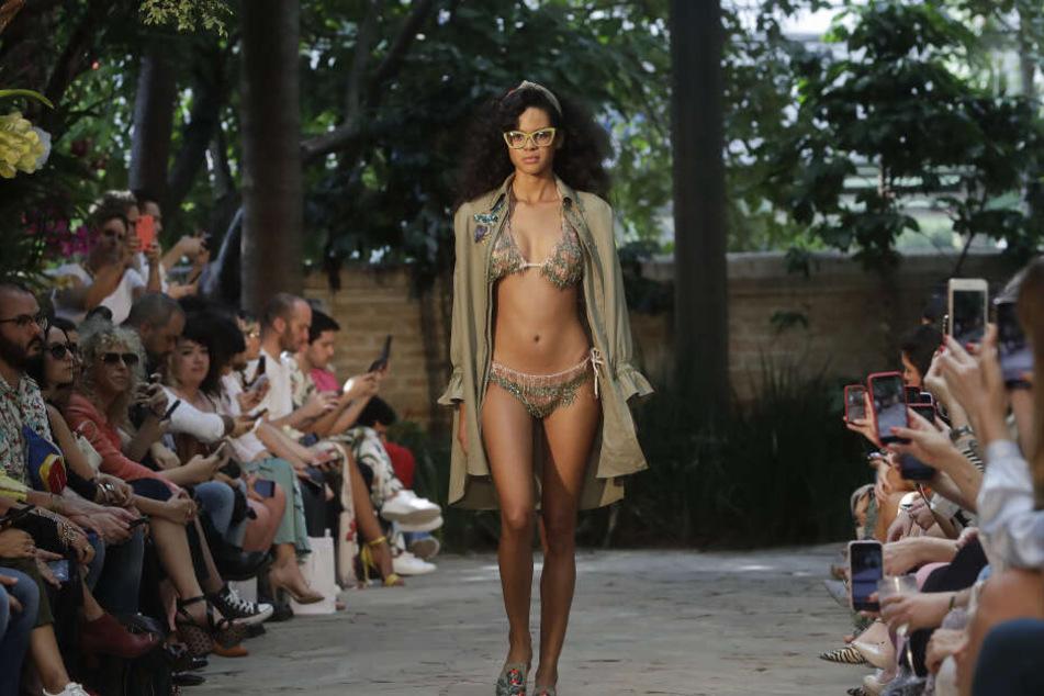 Einige Badenden-Highlights wurden bereits auf der Fashion Week in Sao Paulo im Frühjahr präsentiert.
