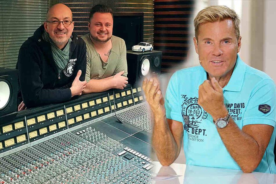 Chemnitz: Roland-Kaiser-Double im Studio: Hier nahmen schon Falco, Egli und Bohlen ihre Hits auf