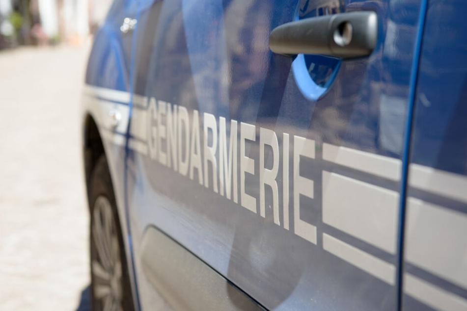 Die Gendarmerie nahm den Mann fest (Symbolbild).
