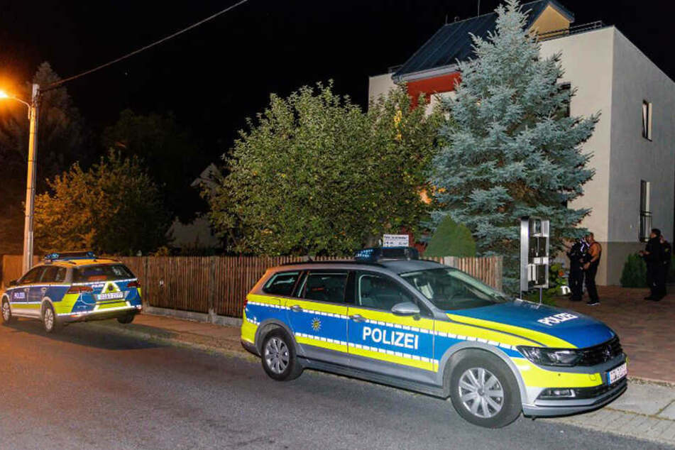Dresden: Irre Szenen bei Bautzen: Frau (38) klaut Auto und schießt auf Polizisten!
