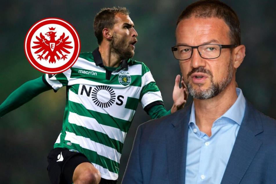 Transfer-Posse um Bas Dost geht weiter: Eintracht-Vorstand Bobic mit Klartext