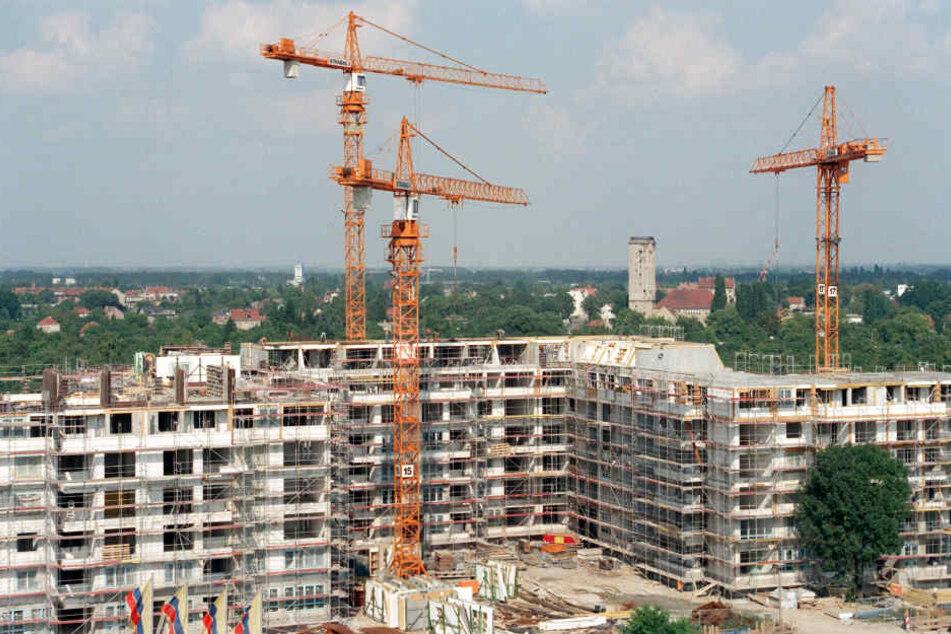 In Mitteldeutschland ist der Bestand an Sozialwohnungen in den letzten fünf Jahren um zwei Drittel zurückgegangen. (Symbolbild)