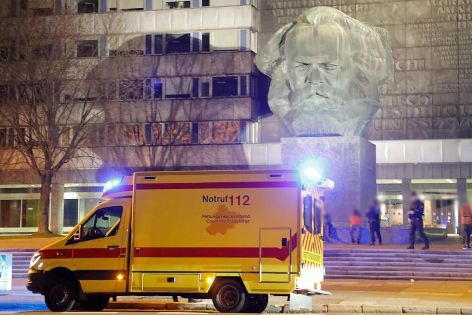 Chemnitz: Nach Raubüberfällen: Festnahmen in der Chemnitzer Innenstadt