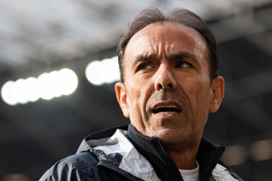 Trainer Jos Luhukay erwartet ein Spiel mit viel Brisanz.