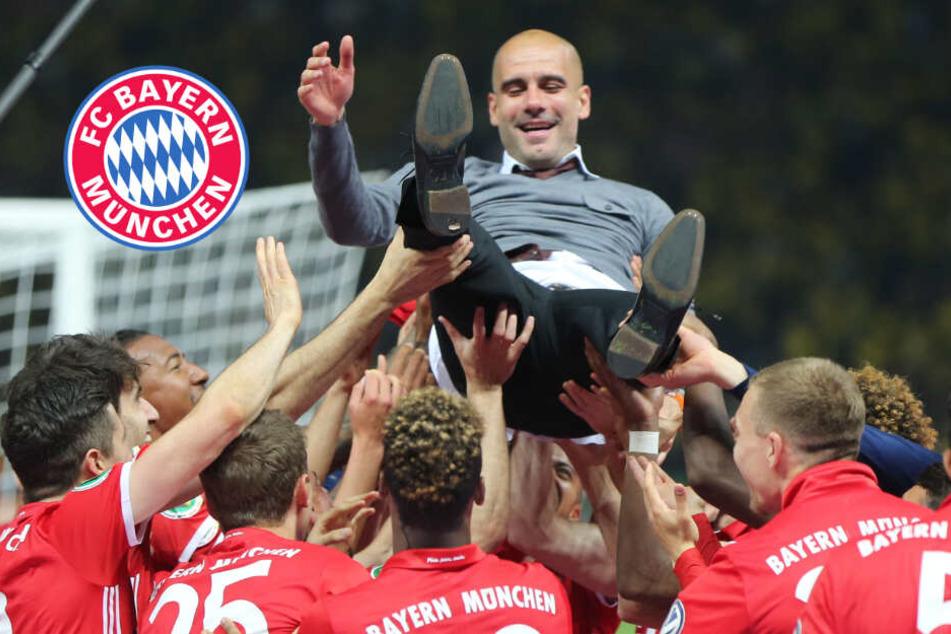 Guardiola zurück zum FC Bayern? Berater äußert sich klar!