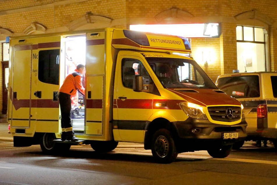 Frau bei Schlägerei in Chemnitz verletzt