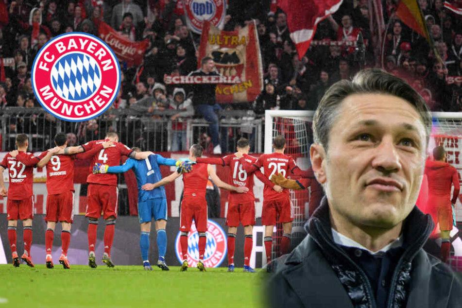 Siegerlaune vor dem Spiel: FC Bayern will an die Tabellenspitze