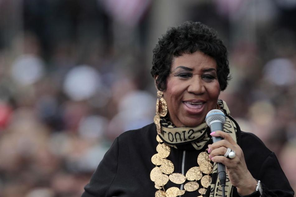 In Detroit: wuchs Aretha Franklin auf - hier eine Aufnahme von 2011.