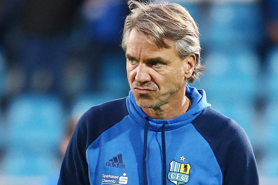 Wie sieht Horst Steffens Zukunft beim CFC aus?
