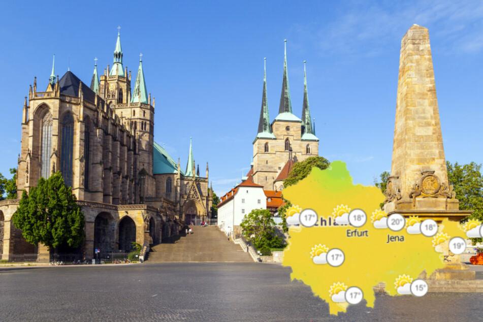 So wird das Wetter in Thüringen