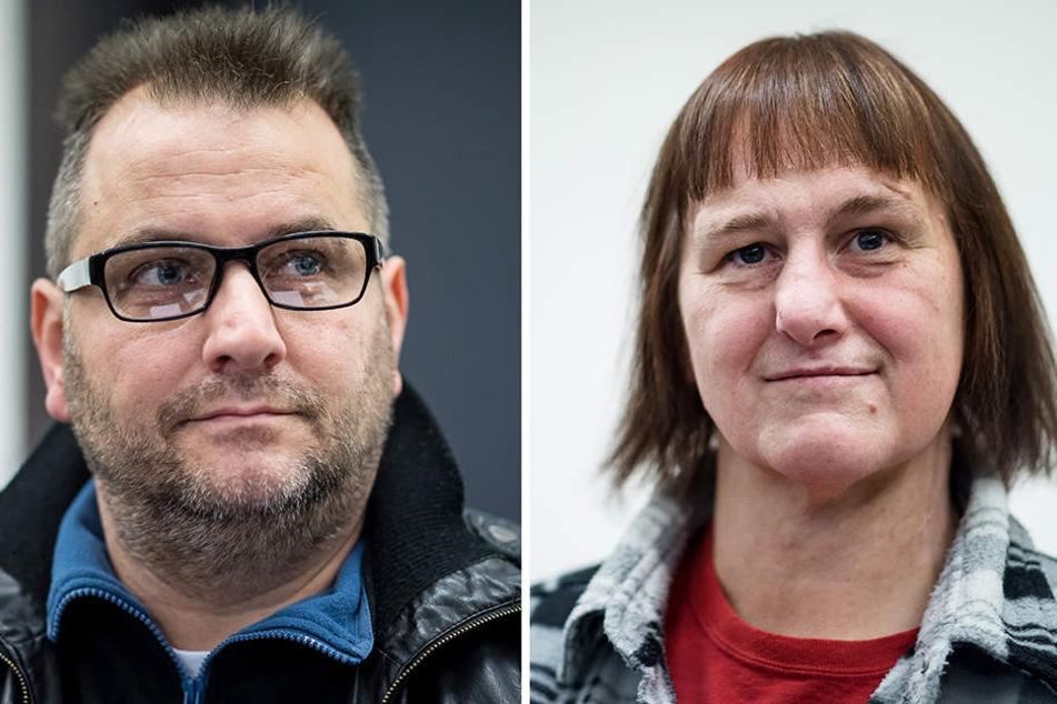Wilfried und Angelika W. sind angeklagt, weil sie mehrere Frauen gequält und zwei ermordet haben sollen.