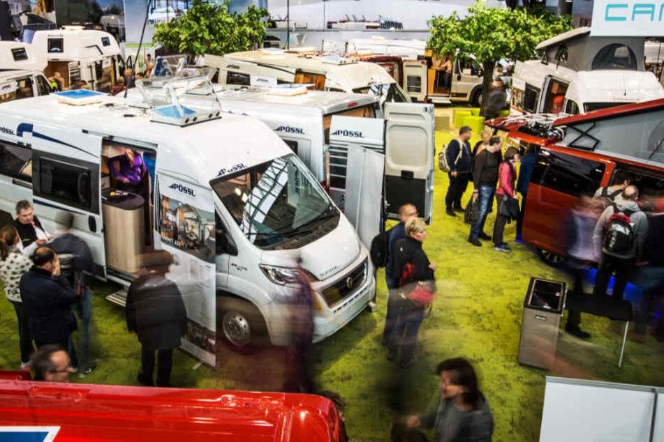 Hunderttausende Besucher: Am Wochenende startet die Reisemesse CMT!