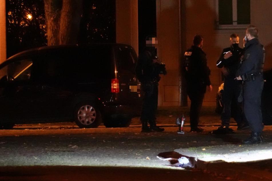 Im Leipziger Stadtteil Neulindenau kam es am Freitagabend zu einer Körperverletzung.