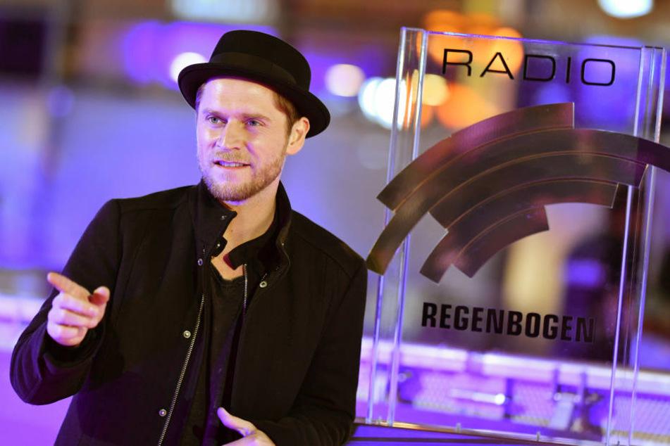 Ein weitere Preisträger: Johannes Oerding.