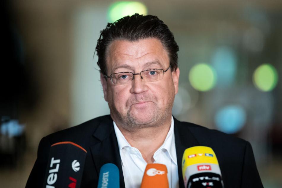 Stephan Brandner (AfD, 53) hat für Empörung gesorgt.