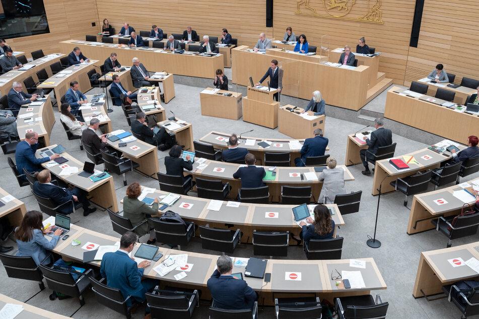 Mehrere Parteien aus dem baden-württembergischen Landtag haben an Mitgliedern hinzugewonnen. (Archivbild)