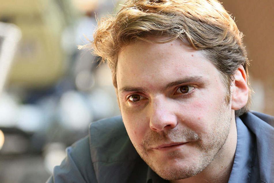 Hervorragender Schauspieler, aber leider erfolgloser Gastronom: Daniel Brühl (39).