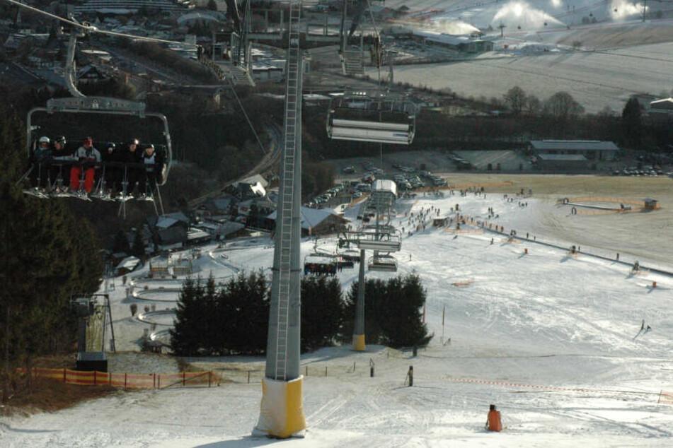 Willingen gilt als das größte Skigebiet in Hessen.