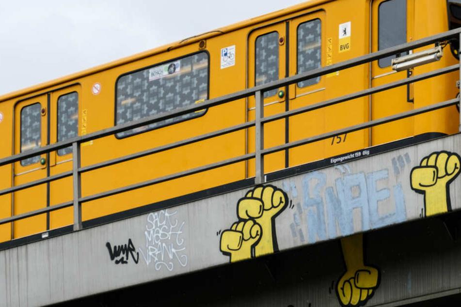 Nervig für alle Berliner: Die BVG will am Freitag streiken (Symbolbild)