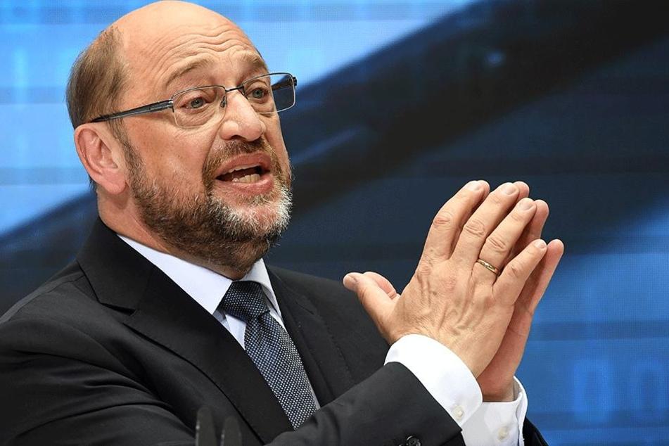 Er hat einfach kein Glück zur Zeit: Martin Schulz (61) verliert seinen Kampagnenchef Markus Engels (49).