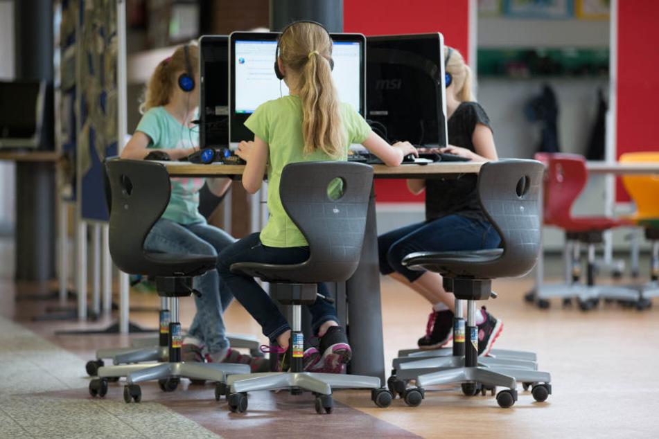 Volle Power: 1000 der knapp 2000 Schulen in Hessen sind nun mit einem Highspeed-Anschluss versorgt.