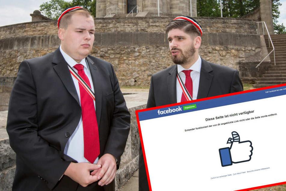 """Rechte klagen gegen Facebook-Sperre: """"Ein Prozent"""" will keine Hass-Organisation sein"""