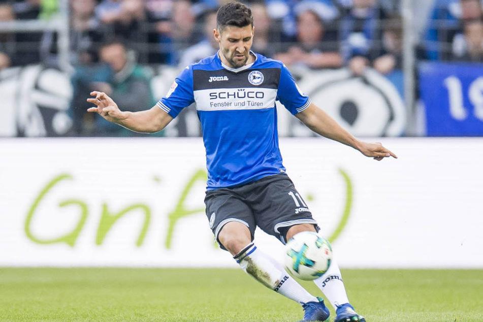 Bis zum 30. Juni 2019 hat Verteidiger Stephan Salger (28) verlängert.