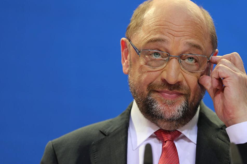 """Deutsche krönen SPD-Chef Martin Schulz zum """"Verlierer des Jahres"""""""