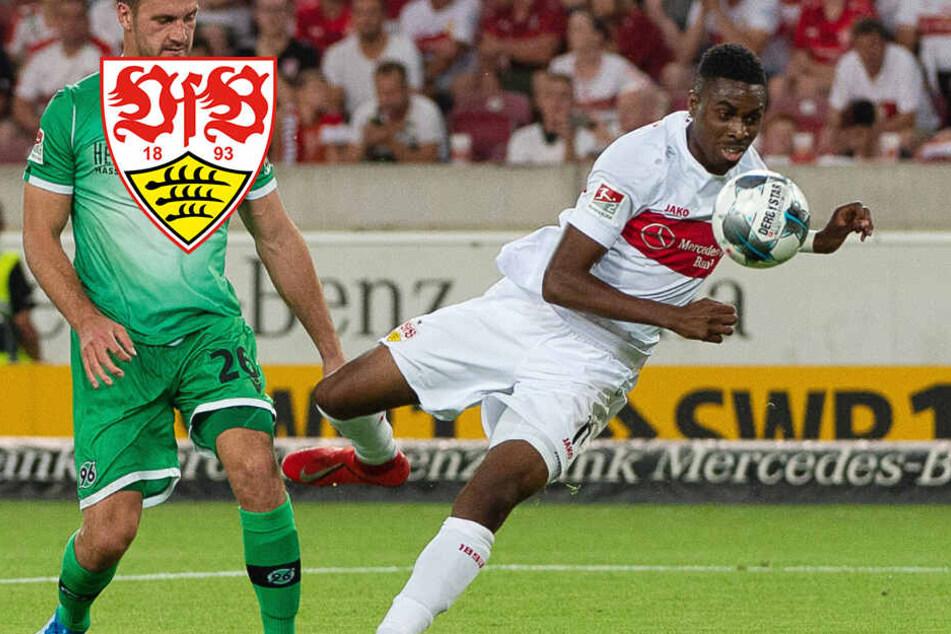 """Tragischer Held"": Wird Maxime Awoudja beim VfB Stuttgart zum Publikumsliebling?"