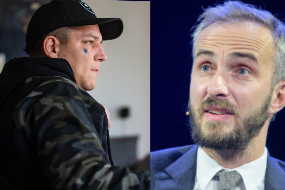 Jan Böhmermann disst MontanaBlack-Fans und kassiert sofort die Quittung