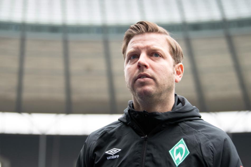 Bremen-Trainer Florian Kohfeldt.