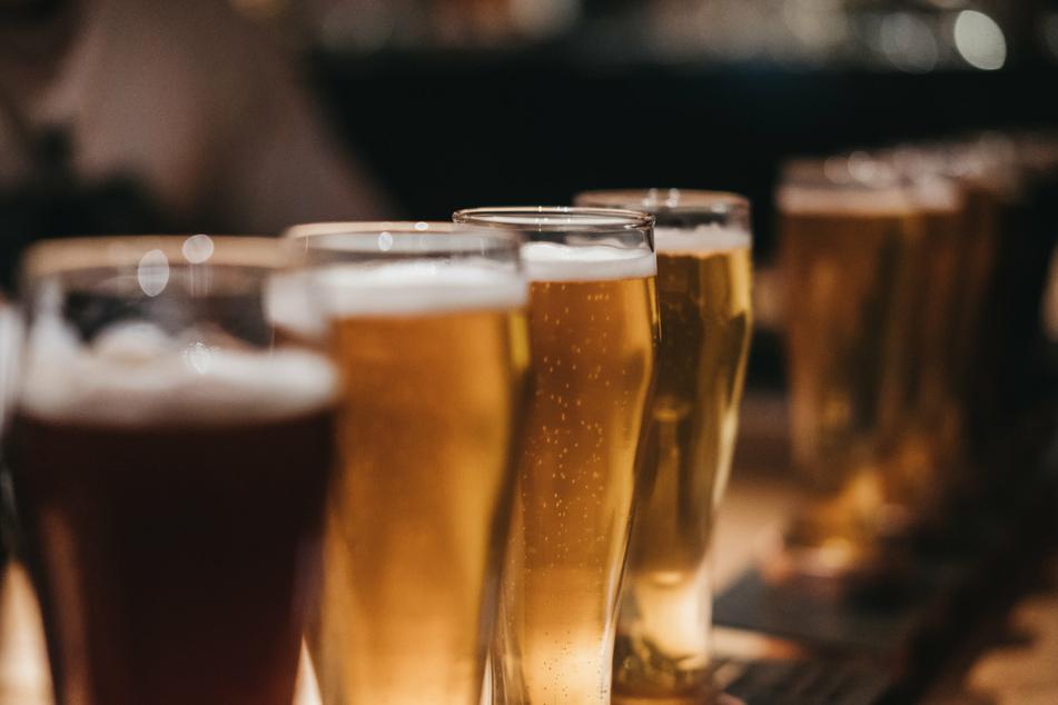 Aus einem Bier wurden zwei, dann drei, dann vier...