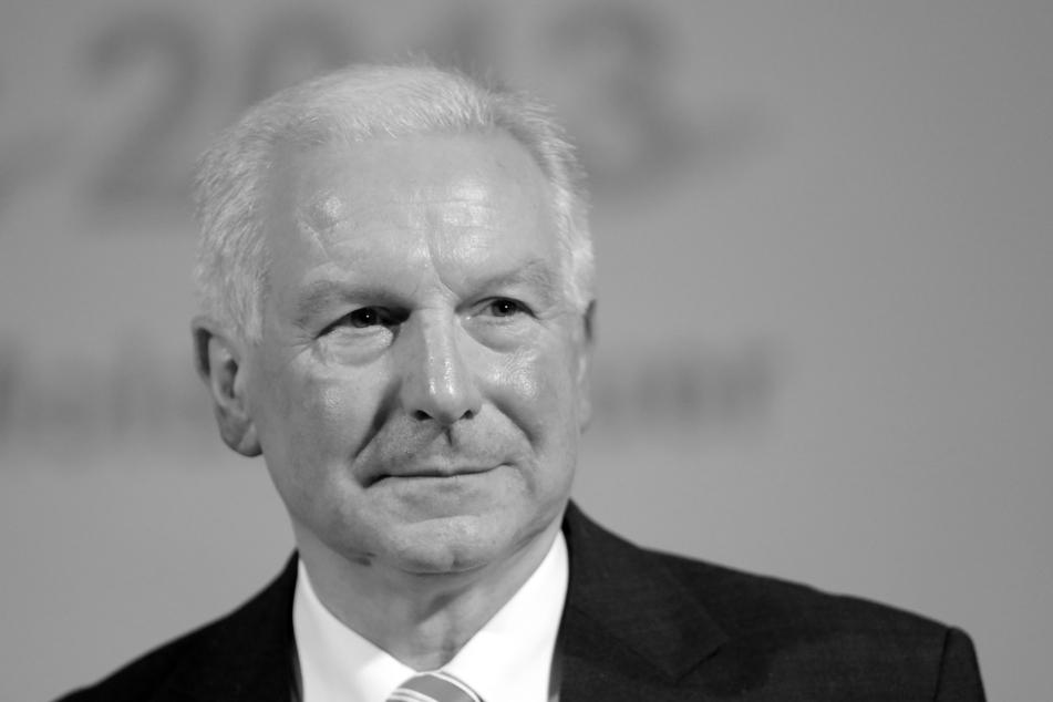 DFB-Vizepräsident Erwin Bugár wurde 68 Jahre alt.