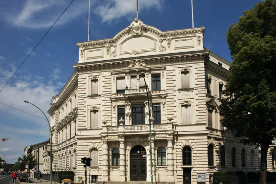 Das Verwaltungsgericht in Potsdam