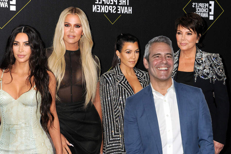 Andy Cohen grilled the Kardashian-Jenners in his first-ever interview with the ladies for part onr of the KUWTK reunion special.