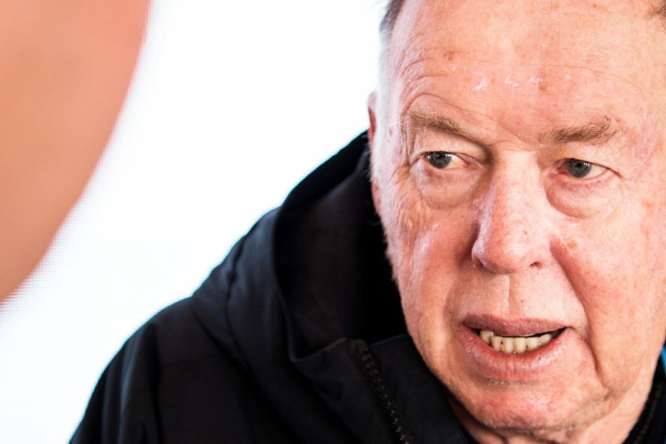 Herzstillstand! Ex-Biathlon-Trainer Wolfgang Pichler (65) auf Intensivstation