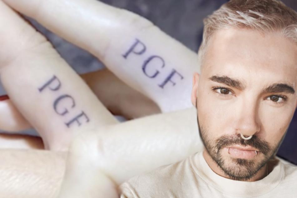 Partner-Tattoo: Hat Bill Kaulitz etwa eine Freundin?